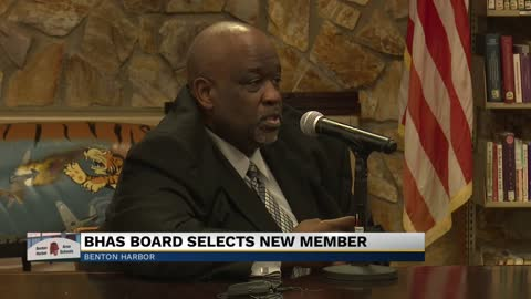 Benton Harbor Area School Board selects new board member